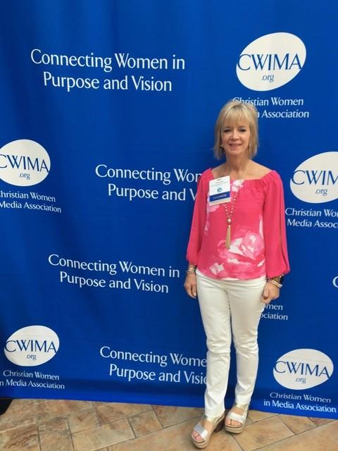 Beth at CWIMA April 2018